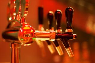Utah beer tap