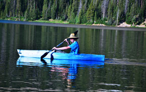 kayaking in Utah