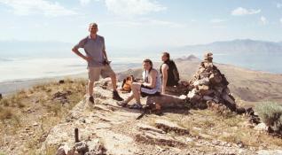 On top of Frary Peak