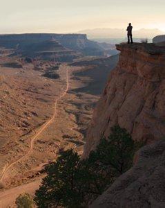 Overlooking Canyonlands