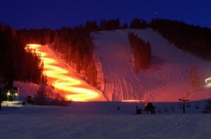 Deer Valley Night Skiing