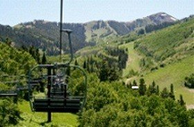 Park City Mountain Resort in summer